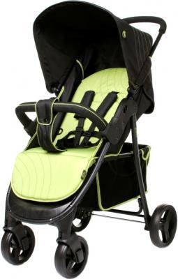 Детская прогулочная коляска 4Baby Rapid (зеленый) - общий вид