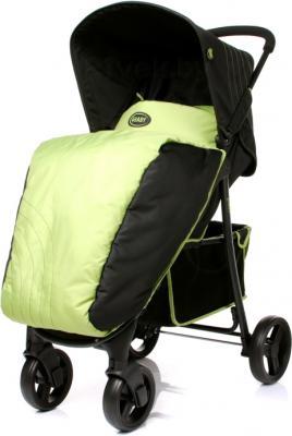 Детская прогулочная коляска 4Baby Rapid (зеленый) - чехол для ног