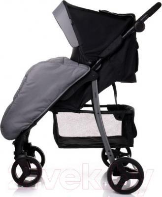 Детская прогулочная коляска 4Baby Rapid (красный) - общий вид