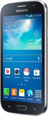 Смартфон Samsung I9060 Galaxy Grand Neo (черный) - полубоком