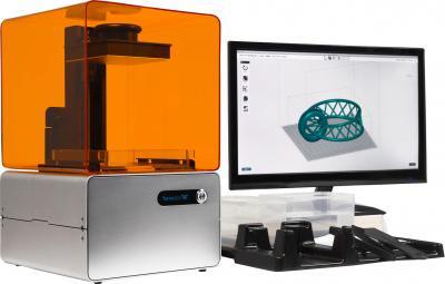 Стереолитографический 3D принтер Formlabs Form One - общий вид