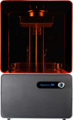 Стереолитографический 3D принтер Formlabs Form One - вид спереди