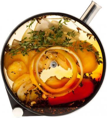 Заварочный чайник Crucial detail Porthole - общий вид