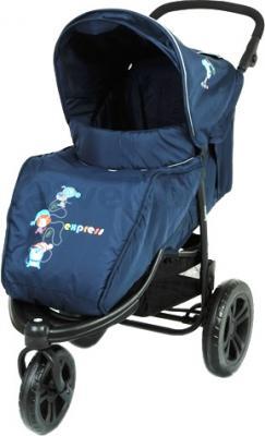 Детская прогулочная коляска Mobility One Express P5870 (Jeans) - общий вид