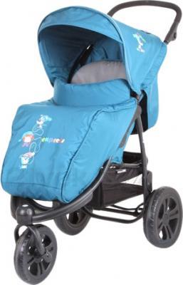 Детская прогулочная коляска Mobility One Express P5870 (Dark Blue) - общий вид