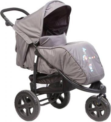 Детская прогулочная коляска Mobility One Express P5870 (Gray) - общий вид