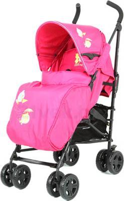 Детская прогулочная коляска Mobility One Torino A5970 (Crimson) - общий вид