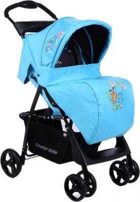 Детская прогулочная коляска Lider Kids B110 (Turquoise-Gray) - общий вид