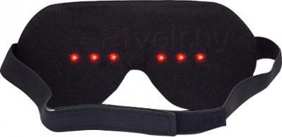 Маска для сна Remee Blue - внутренний вид: светодиоды