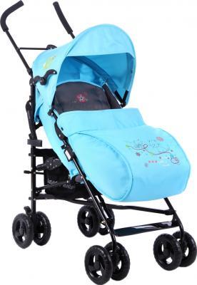 Детская прогулочная коляска Lider Kids S3800 (Light Blue-Gray) - общий вид
