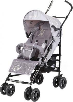Детская прогулочная коляска Lider Kids S3800 (Gray) - общий вид