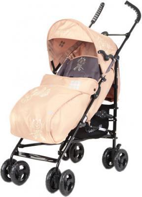 Детская прогулочная коляска Lider Kids S3800 (Beige-Gray) - общий вид