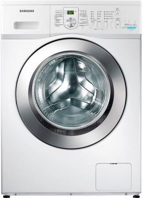 Стиральная машина Samsung WF6MF1R2W2WDLP - фронтальный вид