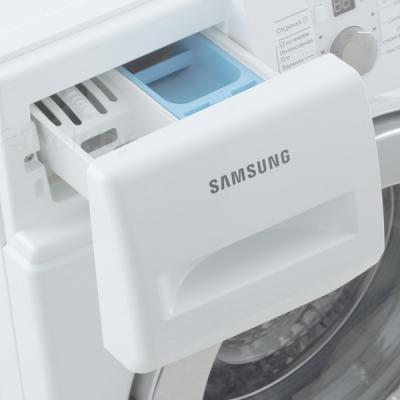 Стиральная машина Samsung WF6MF1R2W2WDLP - загрузочный лоток