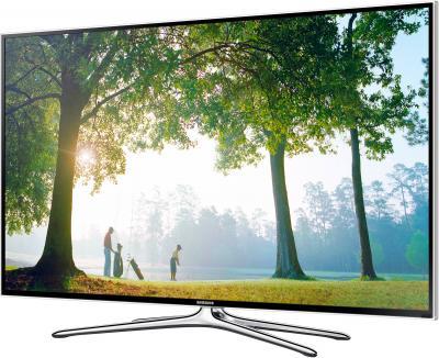 Телевизор Samsung UE48H6350AK - вполоборота