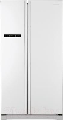 Холодильник с морозильником Samsung RSA1STWP1/BWT - общий вид