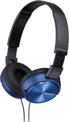 Наушники Sony MDR-ZX310APL - общий вид