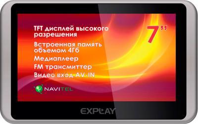 GPS навигатор Explay GTI7 - общий вид