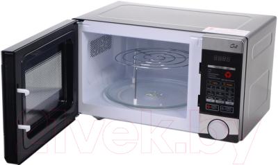 Микроволновая печь Daewoo KQG-6L4B - с открытой дверцей