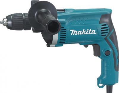 Профессиональная дрель Makita HP1631 - общий вид