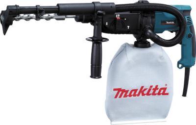 Профессиональный перфоратор Makita HR 2432 - общий вид