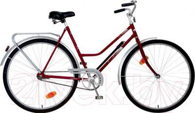 Велосипед Aist 112-314 (бордовый металлик) - общий вид