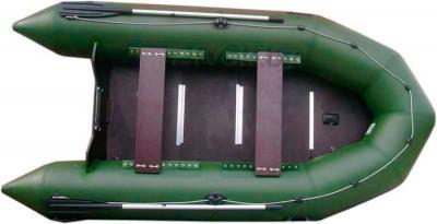Надувная лодка Vivax Т360 - вид сверху