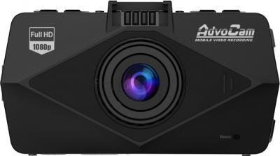 Автомобильный видеорегистратор AdvoCam FD-GPS Black - общий вид
