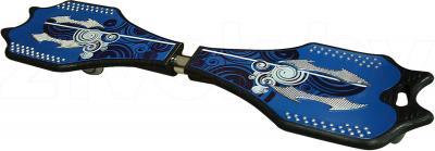 Снейкборд NoBrand GF-HL4 (Blue) - общий вид