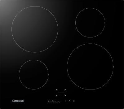 Индукционная варочная панель Samsung NZ64F3NM1AB/WT - общий вид