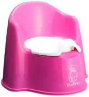 Детский горшок BabyBjorn 0551.55 (Pink) -