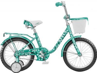Детский велосипед Stels Joy 12 (Light Green) - общий вид
