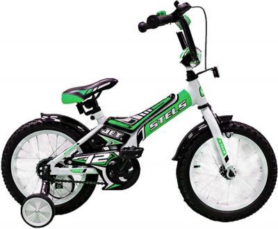 Детский велосипед Stels Jet 12 (Green) - общий вид