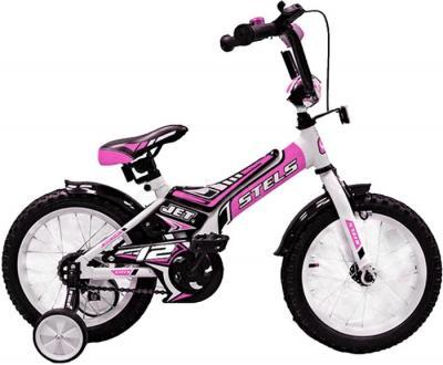Детский велосипед Stels Jet 12 (Purple) - общий вид