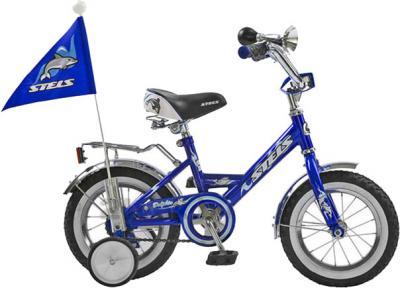 Детский велосипед Stels Dolphin 12 (Blue) - общий вид