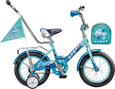 Детский велосипед Stels Dolphin 12 (Sea Wave) - общий вид