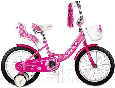 Детский велосипед Stels Echo 12 (Pink) - общий вид