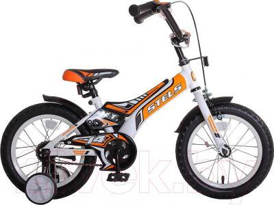 Детский велосипед Stels Jet 14 (Orange) - общий вид