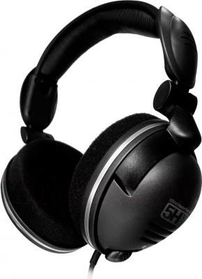 Наушники-гарнитура SteelSeries 4H (Black) - общий вид