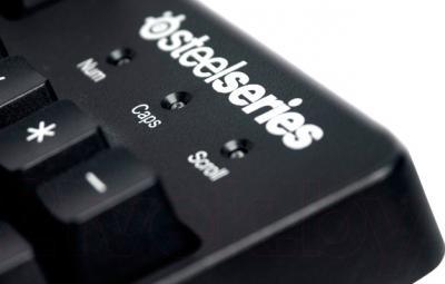 Клавиатура SteelSeries 6G v2 (64233) - логотип
