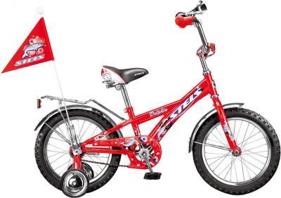 Детский велосипед Stels Dolphin 16 (Red) - общий вид