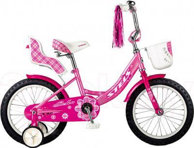 Детский велосипед Stels Echo 16 (розовый) - общий вид