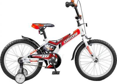 Детский велосипед Stels Jet 16 (красный) - общий вид