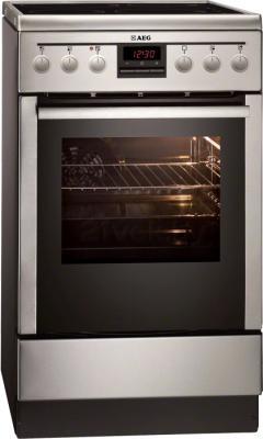 Кухонная плита AEG 47755IQ-MN - общий вид
