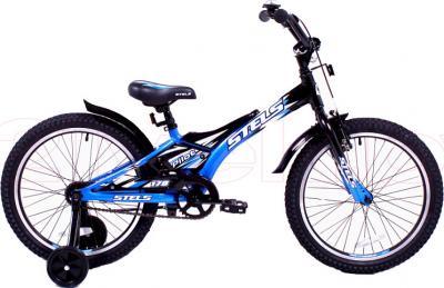 Детский велосипед Stels Pilot 170 (20, Lavender-Black) - общий вид