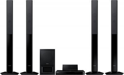 Домашний кинотеатр Samsung HT-H5550K/RU - весь комплект
