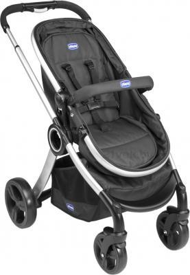 Детская универсальная коляска Chicco Urban (Black) - прогулочная