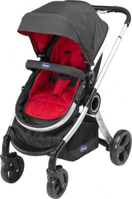 Набор для коляски Chicco Urban (Red) - козырек, анатомический вкладыш, мягкие накладки на ремни