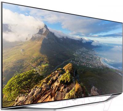 Телевизор Samsung UE55H7000AT - вполоборота