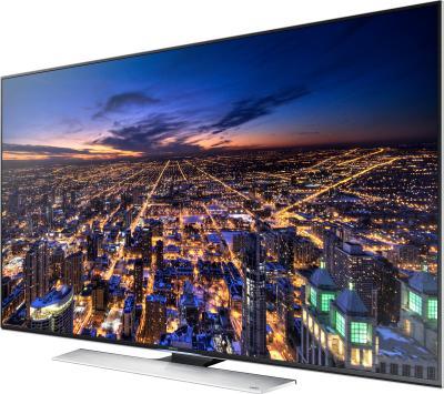 Телевизор Samsung UE55HU8500T - вид сбоку